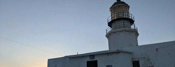 Armenistis Lighthouse (Fanari) is one of Grécia.