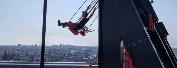 Over The Edge Swing is one of Amsterdam 2019.