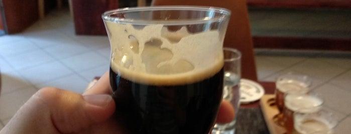 JBM Brew Lab Pub is one of สถานที่ที่ David ถูกใจ.