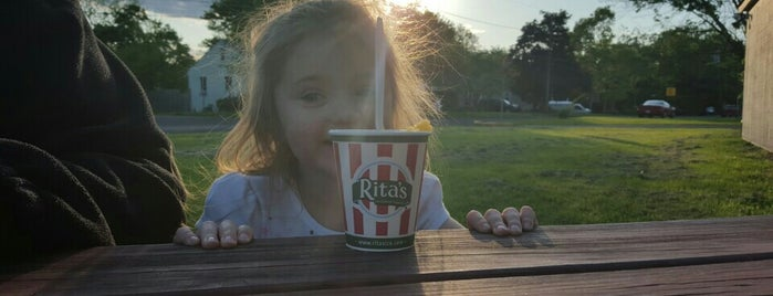 Rita's Italian Ice & Frozen Custard is one of Favorite Food.