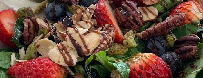Salad Seller is one of Korea.