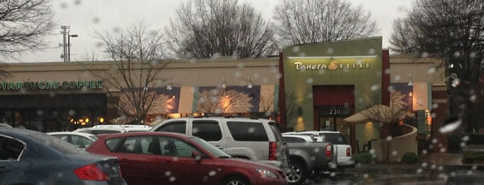 Panera Bread is one of Dog Friendly in Atlanta.