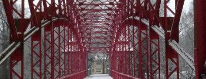 Tegeler Hafenbrücke is one of Orte, die Sarah gefallen.