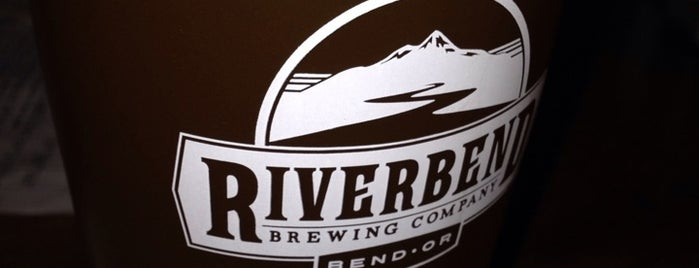 RiverBend Brewing Company is one of Bend beer.