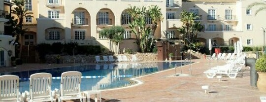Hotel Príncipe Felipe - La Manga Club is one of Hoteles en España.