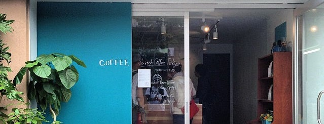 Switch Coffee Tokyo is one of Lieux sauvegardés par Fellexandro.