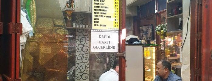 Muhsinzade Türk Şiş Kebap is one of Antep- Mardin-Urfa-Diyarbakır.