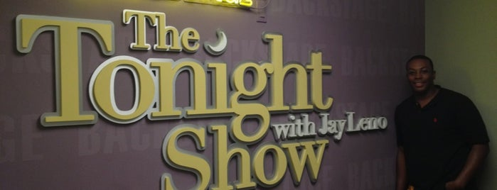 The Tonight Show with Jay Leno is one of USA Trip 2013.
