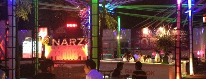 NARZ Club Bangkok is one of Bangkok To Do.