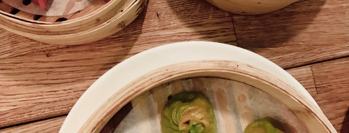 Baozi Inn is one of Asian Restaurants – London.