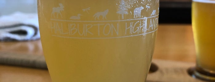 Haliburton Highlands Brewery is one of Janetさんのお気に入りスポット.