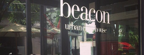 Beacon is one of Tokyo: eat & drink.