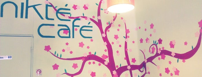 Nikte Café is one of สถานที่ที่ Jorge ถูกใจ.