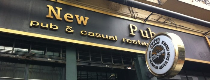 The Pub is one of Bar.