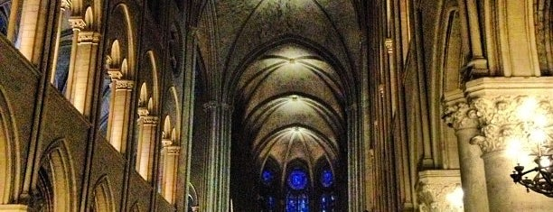 Cattedrale di Notre-Dame is one of Things to do in Europe 2013.
