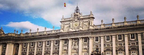 Plaza de la Almudena is one of Lugares guardados de Fabio.