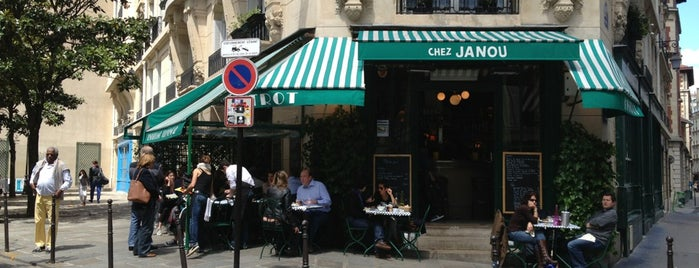 Chez Janou is one of Paris.
