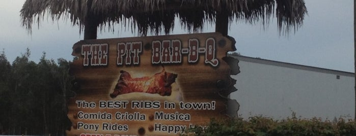 The Pit Bar-B-Q is one of Miami.
