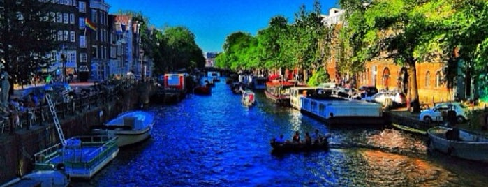 Lovers Canal Cruises is one of Amsterdam & Belgium.