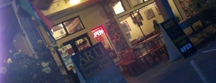 Arti Cafe is one of My Bay Area.