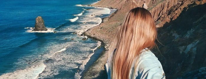 Playa de Benijo is one of Orte, die Kasia gefallen.