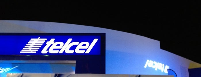 CAC Telcel is one of Tempat yang Disukai Manuel.