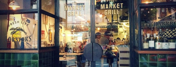 The Market Grill is one of Eats: Places to check out (Singapore).