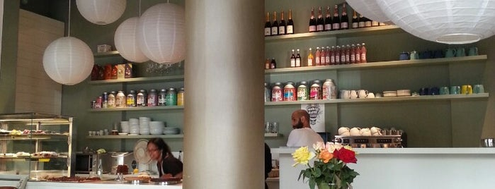 Café Opitz is one of Kaffee und Kuchen FFM.