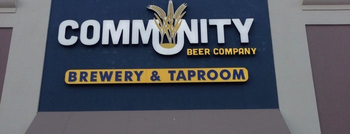 Community Beer Company is one of Dallas' 4 Best Stout Beers to Warm You This Winter.