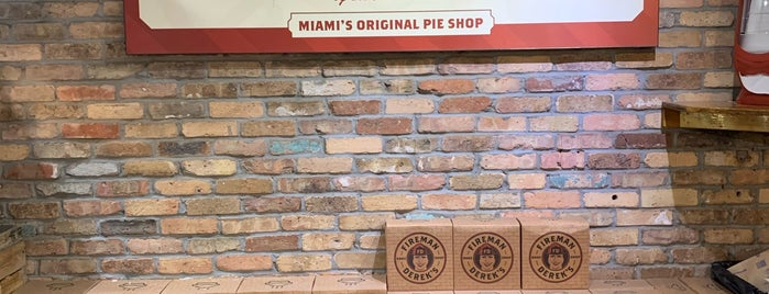 Fireman Derek's Bake Shop & Cafe is one of Miami & Co.