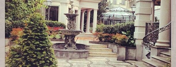 Montebello Splendid Hotel Florence is one of Andri Valur : понравившиеся места.