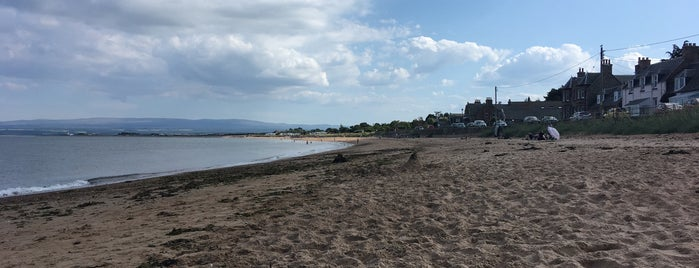 Rosemarkie Beach is one of Scotland.
