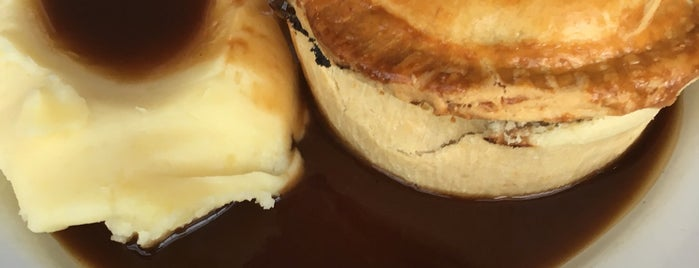 Putney Pies is one of London.