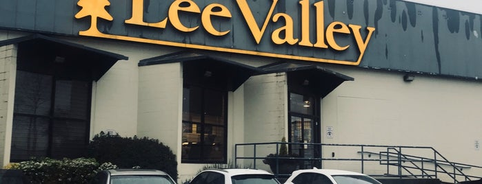 Lee Valley Tools is one of Vivian's Liked Places.
