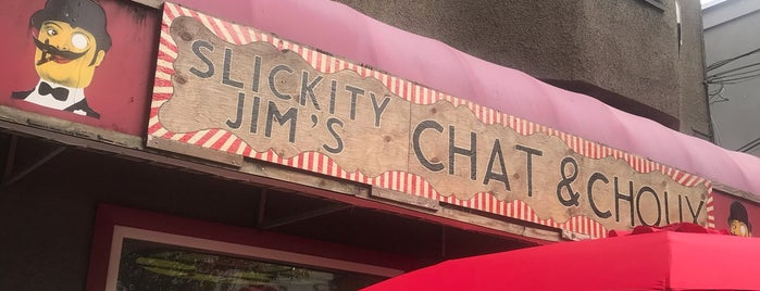 Slickity Jim's Chat & Choux is one of My 2019 BC Food Adventure.
