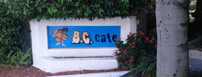 BC Cafe is one of Lugares favoritos de Val.