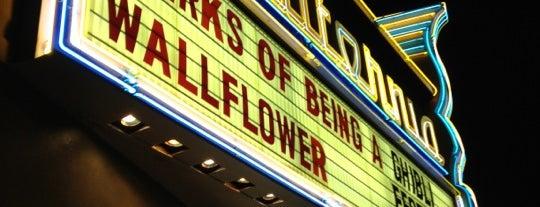 California Theatre is one of Tempat yang Disukai Brian.