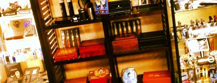 Smoke Inn Wellington Cigar Lounge is one of Todd : понравившиеся места.