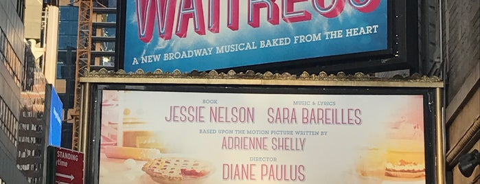 Waitress The Musical is one of NYC.