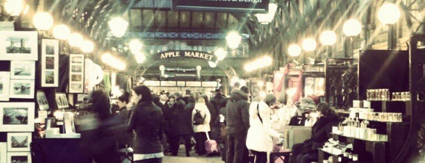 Apple Market is one of London.
