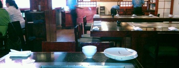 Samurai Restaurante is one of De valle.