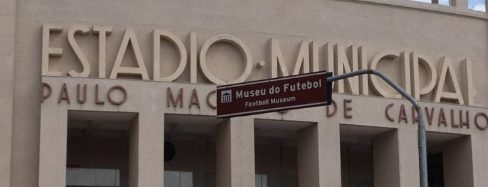 Museu do Futebol is one of Sumpaulo.