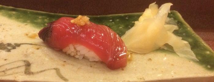 すし処 宮葉 is one of Eater - Japan.