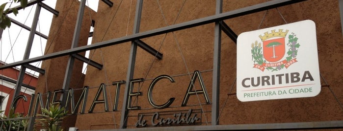 Cinemateca de Curitiba is one of Raphaëlさんのお気に入りスポット.