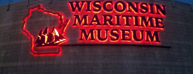 Wisconsin Maritime Museum is one of Orte, die Ruth gefallen.