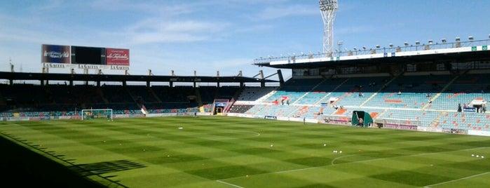 Estadios de fútbol de 1ª