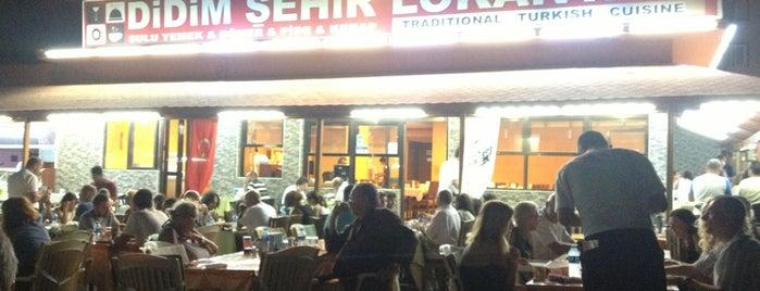 Didim Şehir Lokantası is one of Yemede yanında yat....