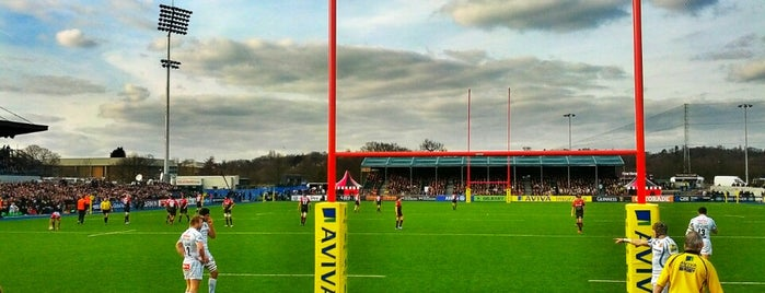 Allianz Park is one of Orte, die Carl gefallen.