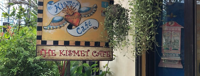 The Kismet Café is one of Food: Makati.