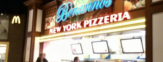 Bonanno's New York Pizzeria is one of One Bite, Everybody Knows The Rules 3.